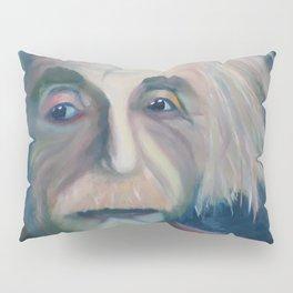 Albert Einstein, Original painting by Lu Pillow Sham