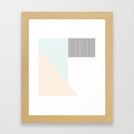 Pastelart II Framed Art Print