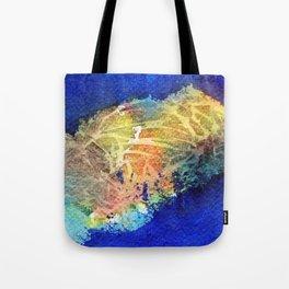 archipelago Tote Bag