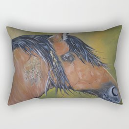 AMERICAN MUSTANG  Rectangular Pillow