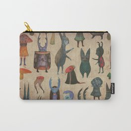 The Cursed Forest characters Carry-All Pouch