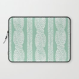 Cable Mint Laptop Sleeve