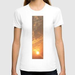 Sun in a corner T-shirt