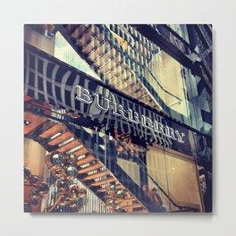 Help fund Stilt Collaborative Metal Print