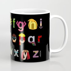 Marvelphabet Villains Mug