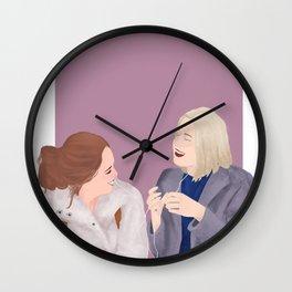 Nooreva (Skam) Wall Clock