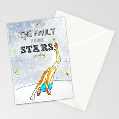 Blame the Stars Stationery Cards
