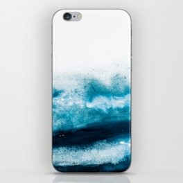 OCEANBLUE iPhone Skin