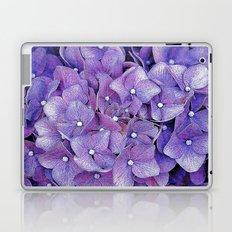 hydrangeas 2 Laptop & iPad Skin