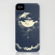 MOON CLIMBING iPhone (4, 4s) Slim Case