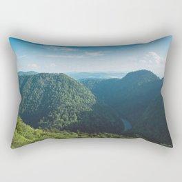 Wait a moment Rectangular Pillow