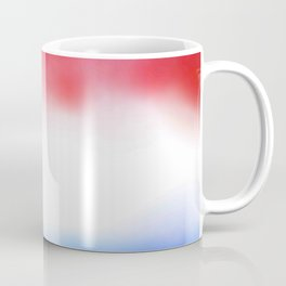 Flag of Netherlands 3 - with cloudy colors Coffee Mug