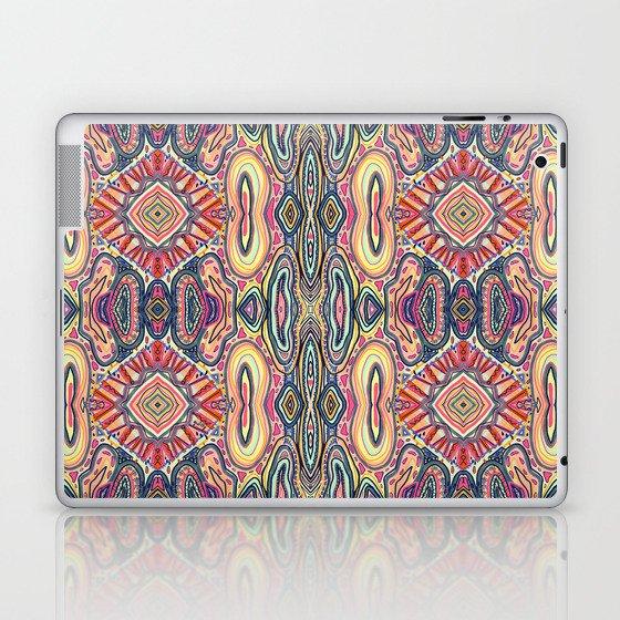 Desert Sun Pattern Laptop & iPad Skin