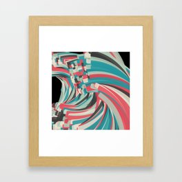 Chaos And Order Framed Art Print