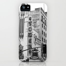 818 South Broadway iPhone Case