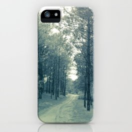 Choose your way iPhone Case