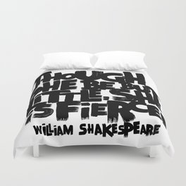 LITTLE FIERCE - WILLSHAKESPEARE Duvet Cover