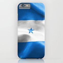 Honduras Flag iPhone Case