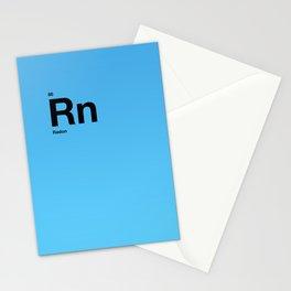 Radon Stationery Cards