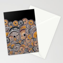 IRON&EMOTION's 45s Stationery Cards