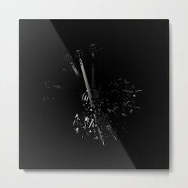 Darkmatter: Septet Metal Print