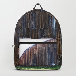Rustic Old Country Barn Backpack