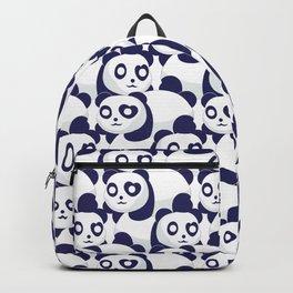Panda Pile Backpack