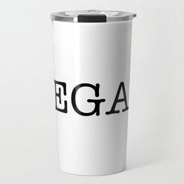 VEGAN. Travel Mug