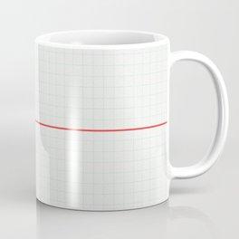 Paper Love - I Coffee Mug