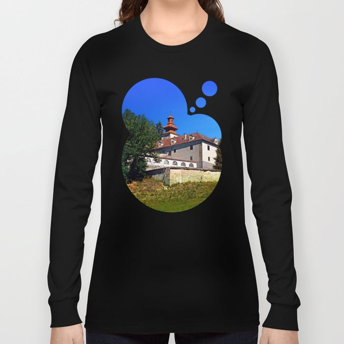 Waldenfels castle, south side Long Sleeve T-shirt