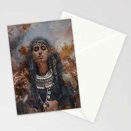 Mystic Woman Stationery Cards