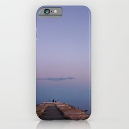 Beautiful sunset Caorle Italy iPhone Case