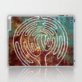 LIFE TREE. LABYRINTH Laptop & iPad Skin