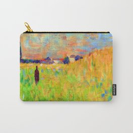 Georges Seurat Summer Landscape Carry-All Pouch