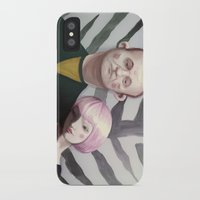 lost in translation iPhone & iPod Cases featuring Lost in translation  by Maripili