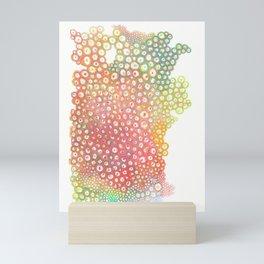 MʘNSTER LUCY Mini Art Print