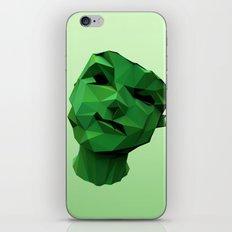 Expression B iPhone Skin