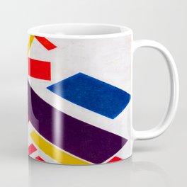 Kazimir Malevich House Under Construction Coffee Mug