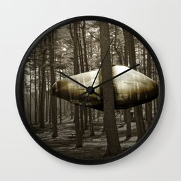 The Operative Wall Clock