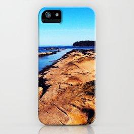 Perspective Rocks iPhone Case