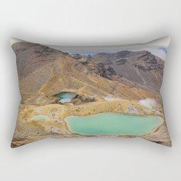 The Greatest Reward Rectangular Pillow