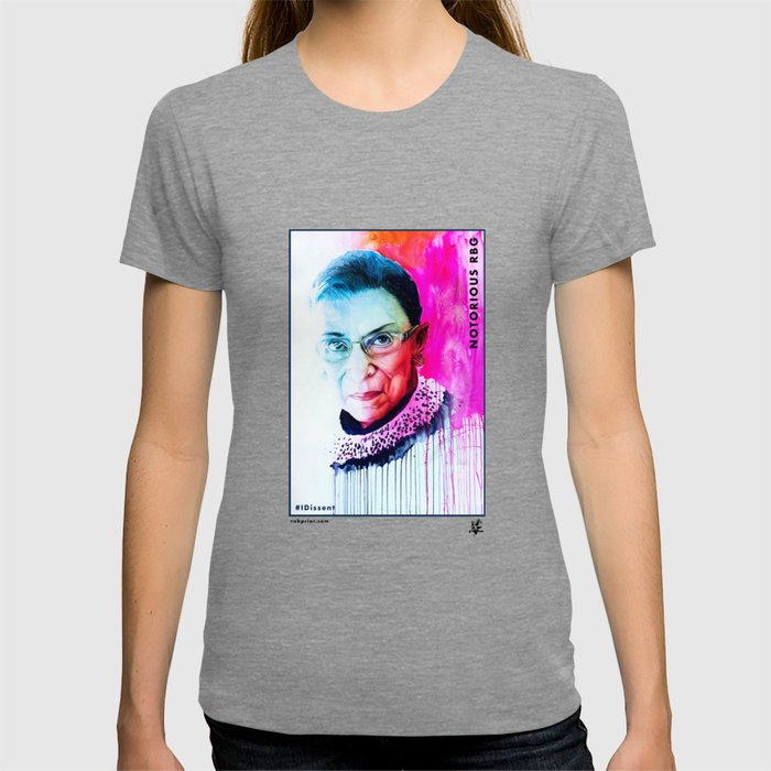 Notorious RBG - Rob Prior T-shirt