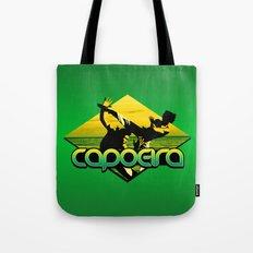 Capoeira Tote Bag