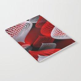 onion pattern -1- Notebook
