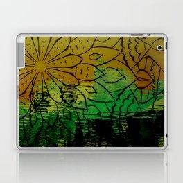Flower avante Laptop & iPad Skin