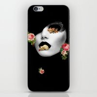 noir iPhone & iPod Skins featuring : noir : by Bauerhorst