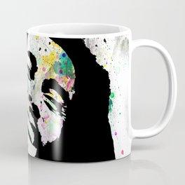 Marley-Watercolor Coffee Mug