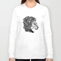 leon Long Sleeve T-shirts featuring Leon by Artful Schemes