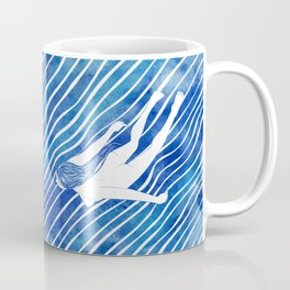 Water Nymph LXIV Coffee Mug