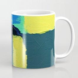 Abstract Expression No. 13 Coffee Mug